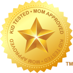 kid tested - mom approved