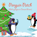 A Visit to the Penguin Patch®  (With apologies to Clement Moore)