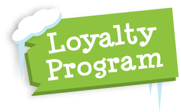 Loyalty Program Earn Points that can be redeemed for free stuff for your school Points add up fast