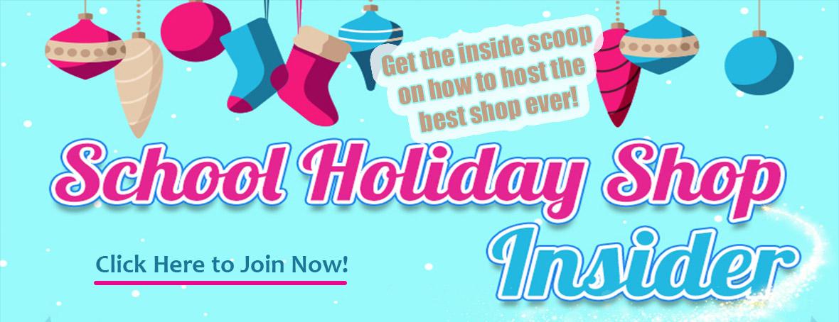 Holiday Shop Insider