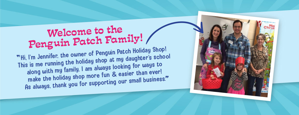 Welcome to the Penguin Patch Family