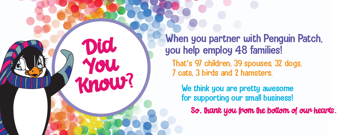 Your partnership employs families